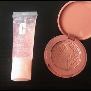 Mini Set: Clinique moisture surge + Tarte Blush